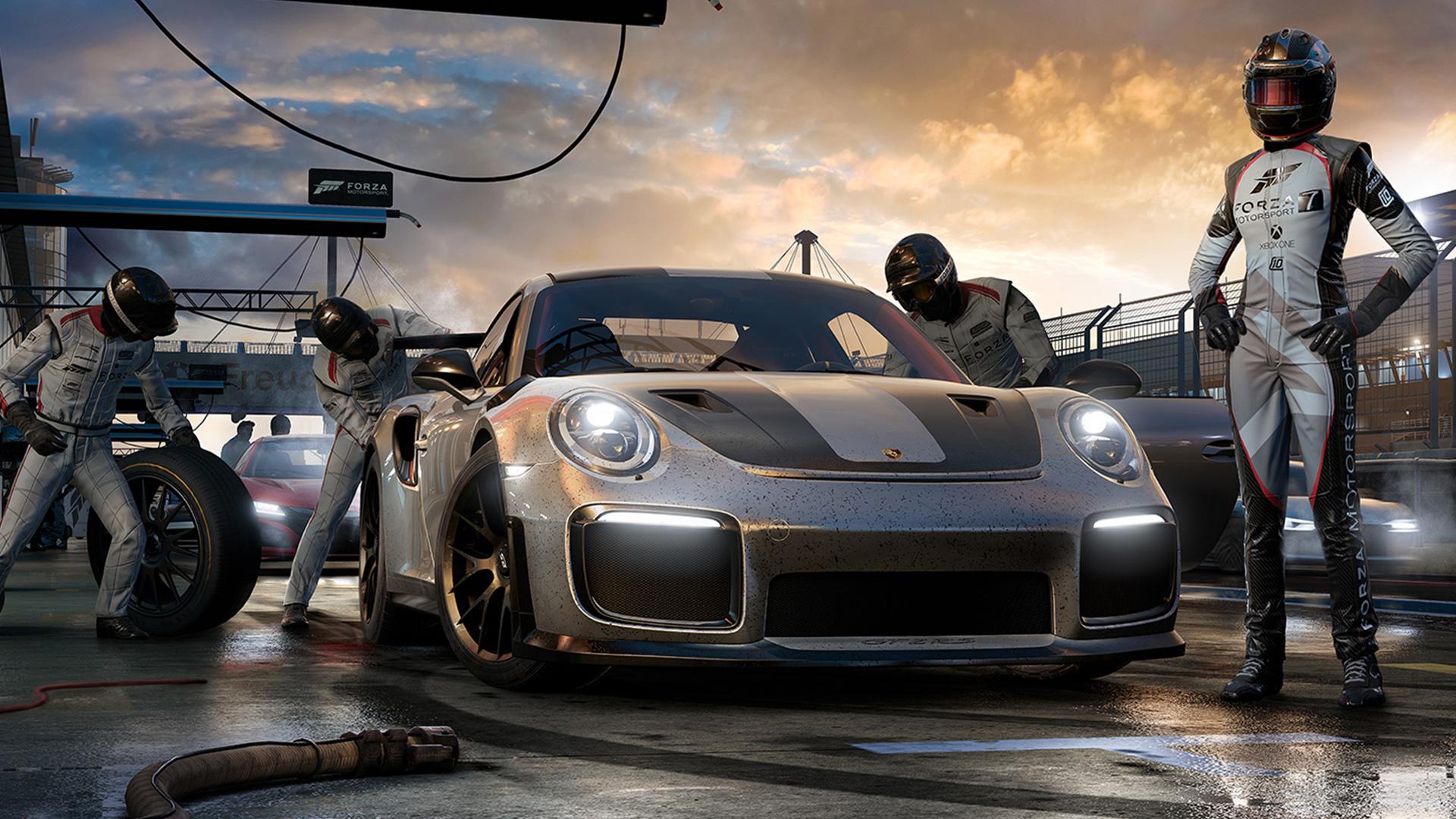 Forza Motorsports Esports